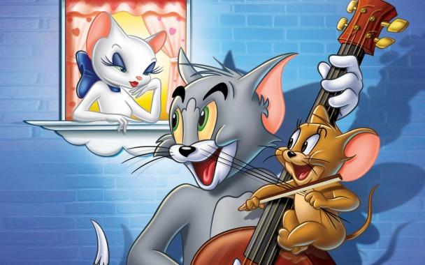 Tom And Jerry Desktop Wallpaper Hd 1920x1200 Download Hd Wallpaper Wallpapertip