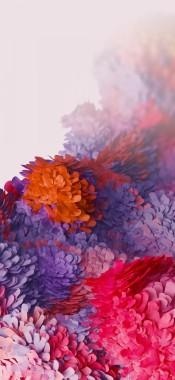 Galaxy S20 Fond D Ecran Original De Samsung 1183x2560 Wallpapertip
