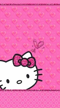 Pink Wallpaper Hello Kitty 800x1422 Download Hd Wallpaper Wallpapertip