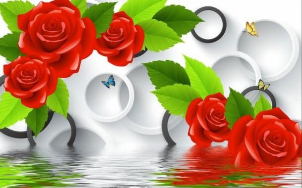 3d Rose Wallpapers Free Wallpapers Free 3d Rose Wallpapers Free Wallpaper Download Wallpapertip