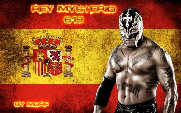 Rey Mysterio Wallpaper Vega Street Fighter Spain 1920x1200