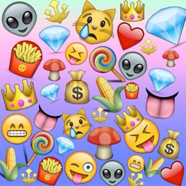 87 873830 cute emoji wallpapers for iphone fond d cran