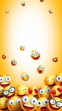 87 873832 iphone background wallpaper emoji wallpaper cellphone love emoji