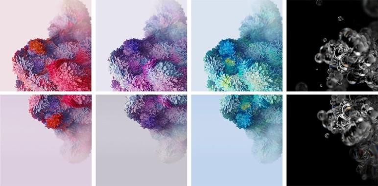 1579013031 Galaxy S20 Wallpapers 7 Samsung Galaxy S20 Ultra 1200x1200 Download Hd Wallpaper Wallpapertip