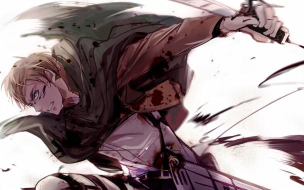 Attack On Titan Wallpaper 49 Pictures Shingeki No Kyojin 3 1797x1100 Download Hd Wallpaper Wallpapertip