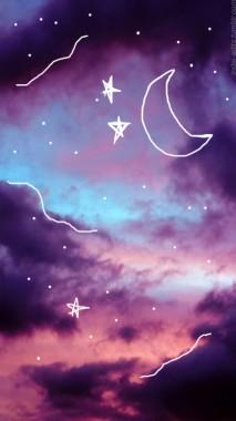 9 97401 pastel tumblr galaxy background