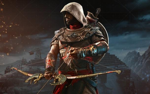 Assassin S Creed Origins Pyramids 3840x2160 Download Hd