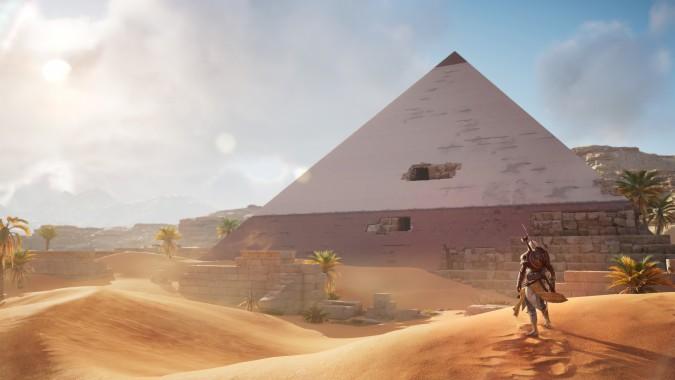 Assassins Creed Origins 4k 1280x720 Download Hd Wallpaper