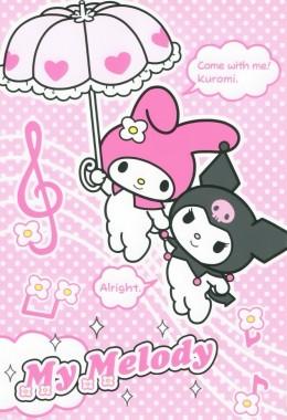 Sanrio My Melody And Kuromi 1154x1681 Download Hd Wallpaper Wallpapertip