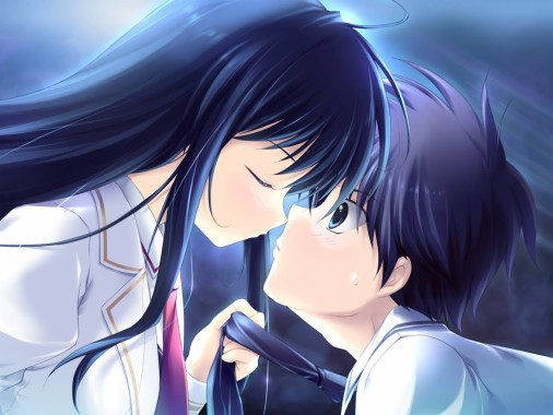 So Hot Anime Wallpapers Hd Download Anime Couple 1600x1200 Download Hd Wallpaper Wallpapertip