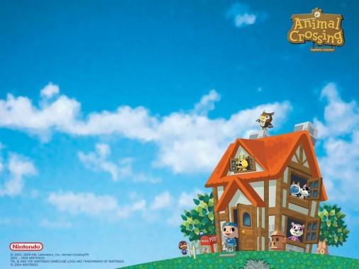 Animal Crossing Wallpaper 1024x768 Download Hd Wallpaper Wallpapertip