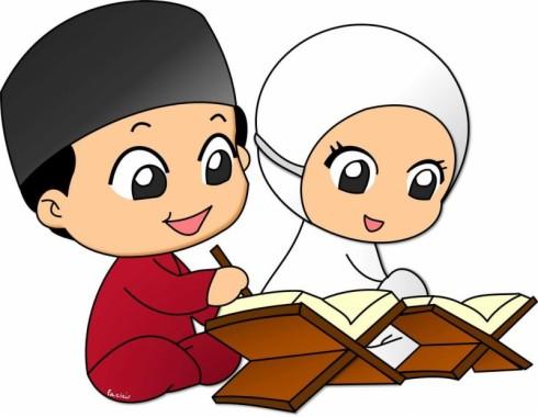 Cewek2 Cantik Lucu Berhijab Kartun 736x736 Download Hd Wallpaper Wallpapertip