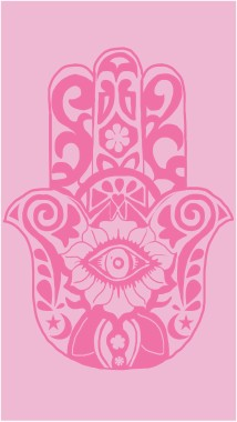 95 950650 kartun line pink