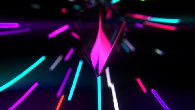 Aesthetic Neon Lights 639x789 Download Hd Wallpaper Wallpapertip