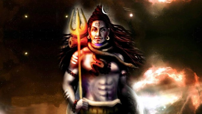 Lord Shiva Dangerous Image Hd - 1080p Hd Wallpapers For Pc ...