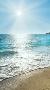 Summer Beach Wallpaper Iphone Wallpaper Summer Beach 1080x1920 Download Hd Wallpaper Wallpapertip