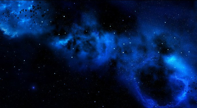 Blue Galaxy Wallpapers Free Blue Galaxy Wallpaper Download Wallpapertip